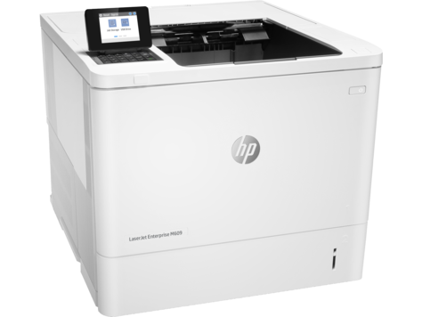 HP K0Q21A Принтер лазерный черно-белый LaserJet Enterprise M609dn (A4)