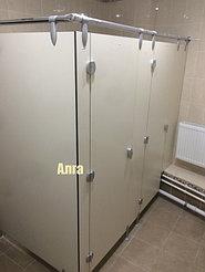Сантехнические туалетные перегородки