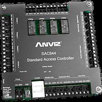 IP контроллер для СКУД с поддержкой 4-х точек прохода Anviz SAC822, фото 2