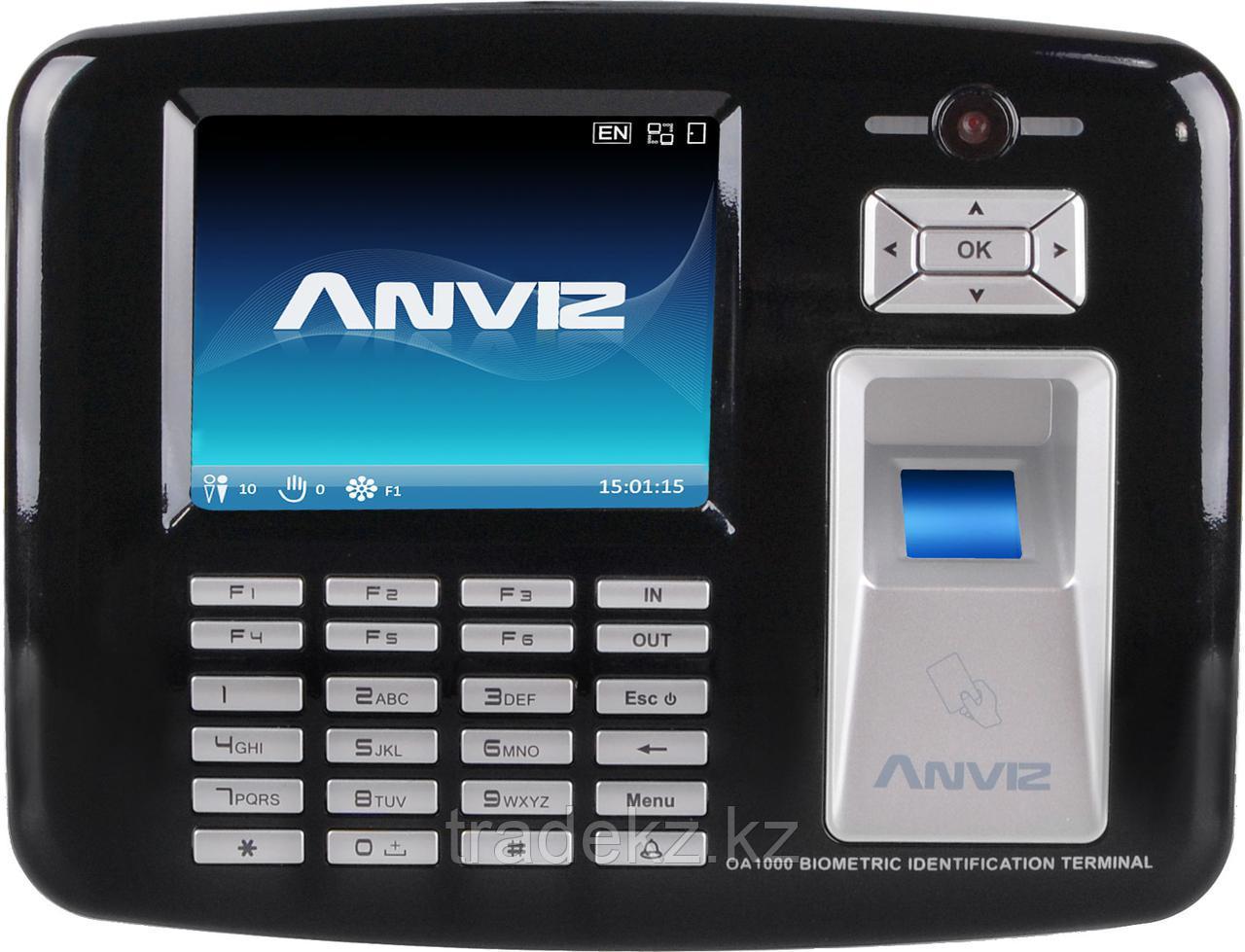 Мультимедийный терминал контроля доступа и учета рабочего времени Anviz OA1000