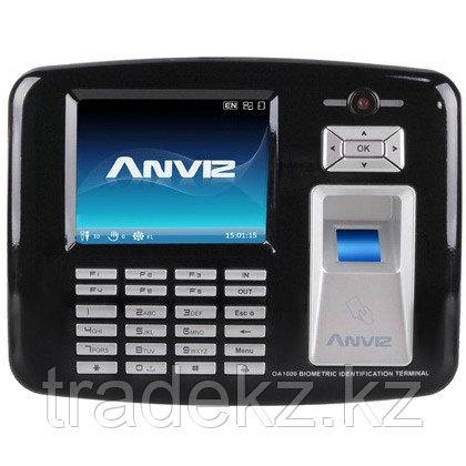 Мультимедийный терминал контроля доступа и учета рабочего времени Anviz OA1000II, фото 2