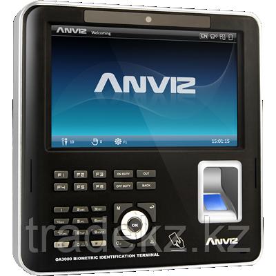 Мультимедийный терминал контроля доступа и учета рабочего времени Anviz OA3000