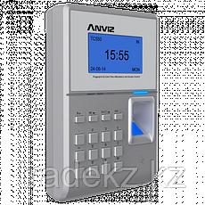 Биометрический терминал контроля доступа и учета рабочего времени Anviz TC550, фото 2