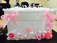 Ящик для денег на свадьбу алматы