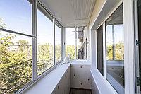 Изготовление и установка алюминиевых и металлопластиковых балконов и балконных блоков
