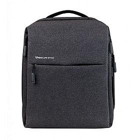 Рюкзак для ноутбука, Xiaomi, Millet Minimalist Urban Backpack ZTB4027СN, 39*30*14 см, 2 внешних отде