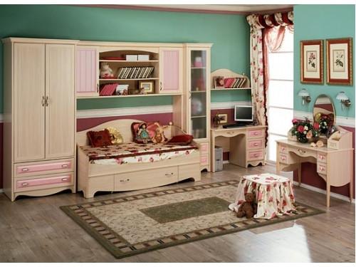 Спальни детские для девочек