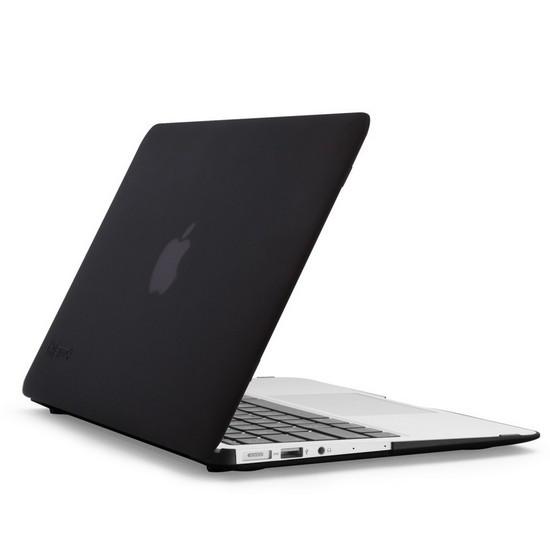 "Чехол, Speck, SPK-A2713/A2190, SeeThru, MacBook Air with Dual Mic 11"", Чёрный"