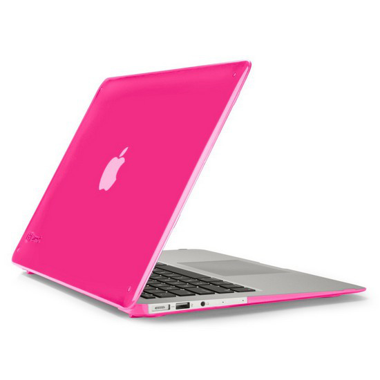 "Чехол, Speck, SPK-A2185, Hot Lips Pink, MacBook Air 13"", Розовый"