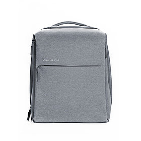 Рюкзак для ноутбука, Xiaomi, Millet Minimalist Urban Backpack ZJB4029CN, 30*14*39 см, 2 внешних отде