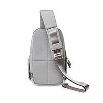 Многофункциональный рюкзак Xiaomi Urban Leisure Chest Серый, фото 3