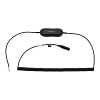 Шнур-переходник Jabra Desk phone cable for Jabra EVOLVE (88011-100)