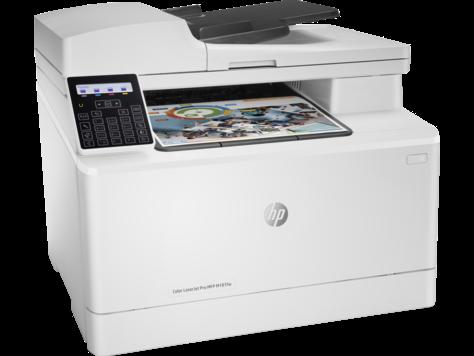HP T6B71A МФУ лазерное цветное Color LJ Pro MFP M181fw Printer (A4)