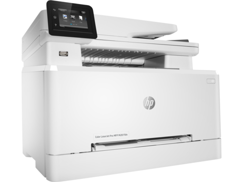 HP T6B81A МФУ лазерное цветное Color LaserJet Pro MFP M281fdn Prntr (A4)