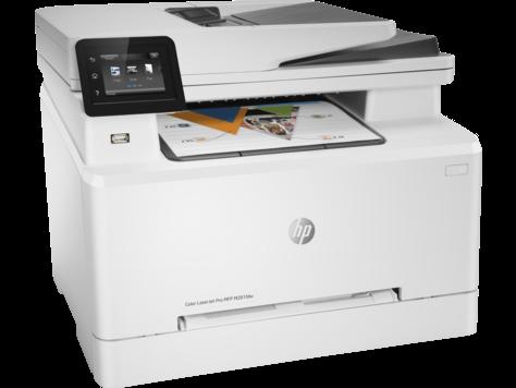 HP T6B82A МФУ лазерное цветное Color LaserJet Pro MFP M281fdw Prntr (A4)