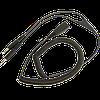 Шнур-переходник Jabra PC cord - QD to 2x3.5mm (8734-599)