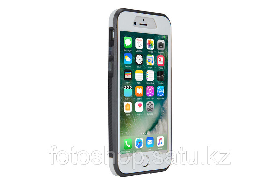 Чехол Thule Atmos X4 iPhone 7/iPhone 8 TAIE-4126 white/dark shadow - фото 2