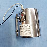 Подогрев топливного фильтра 12 и 24 вольт. размер 90мм на 110 мм.