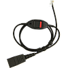 Шнур-переходник Jabra QD Mute Cable (8800-01-20)