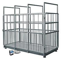 Весы для взвешивания животных - WPT/4I 2000 H2