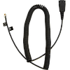 Шнур-переходник Jabra QD cord, coiled, mod plug (8800-01-06)