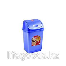 "Ведро для мусора ""Камелия"" №1 4 л, Росспласт РП-1011, фото 2"