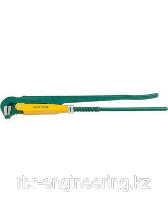 Ключ трубный газовый № 3, KRAFTOOL 2734-20_z01, предназначен для профессионального применения в сантехнических
