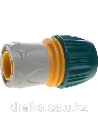 Соединитель RACO ORIGINAL шланг-насадка, с автостопом, универсальный, 1/2-3/4, 4250-55196T