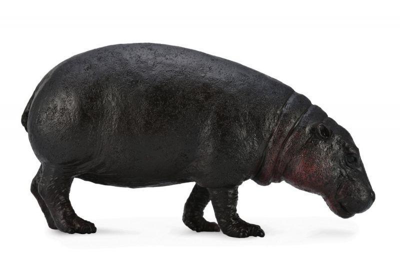 CollectA Фигурка Карликовый бегемот, 10 см