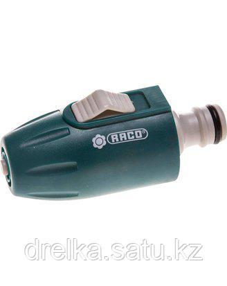 Насадка для полива RACO 4250-55377T, ORIGINAL поливочная Mini, регулируемая , фото 2