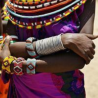 Украшения ручной работы из Африки