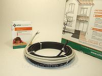 Нагревательный кабель СН-28 6,6м-185Вт