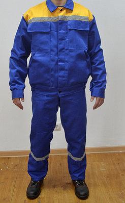 Костюм рабочий летний «Леко» (куртка и полукомбинезон)
