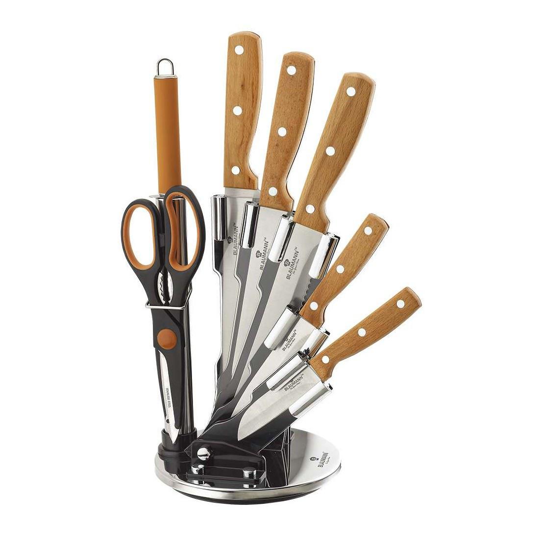 Набор ножей Blaumann (8 пр)