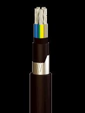 Кабель низкого напряжения YAVZ3V 0.6/1kV