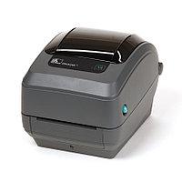 Термотрансферный принтер этикеток - Zebra GK420T (203 DPI, USB, PARALLEL)
