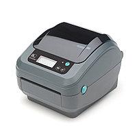 Принтер этикеток - Zebra GX420D (203DPI, USB, SERIAL, BLUETOOTH, LCD, отделитель)