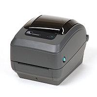 Термотрансферный принтер этикеток - Zebra GX420T (203DPI, USB, SERIAL, DB25)