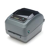 Термотрансферный принтер этикеток - Zebra GX420T (203DPI, USB, SERIAL, 802.11G, LCD, отделитель)