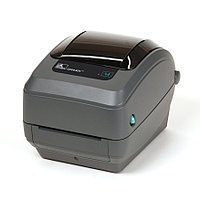 Термотрансферный принтер этикеток - Zebra GX430T (300DPI, USB, SERIAL, ETHERNET)