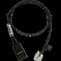 Шнур-переходник Jabra LINK STRAIGHT MOD (8800-00-94)