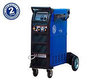 Инверторный сварочный полуавтомат для сварки алюминия AuroraPRO SKYWAY 350 DUAL PULSE с водяным охлаждением