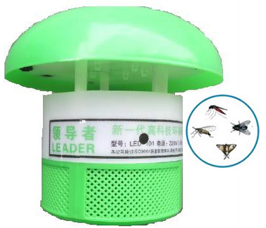 Ловушка для комаров фотокаталитическая DAJIE MINI-921, фото 2
