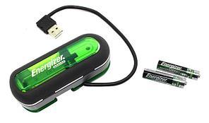 Зарядное устройство Energizer AA/AAA  USB (без аккумуляторов)