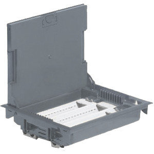 Напольная коробка (лючок) Legrand 24 модуля