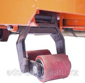 Тележка гидравлическая (рохля) с весами 2000 кг, фото 2