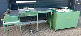 Schmedt PraDeck б/у 2005г - крышкоделательная машина