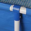 Каркасный бассейн для дачи прямоугольный 300х200х75 см, Intex 28272, фото 4