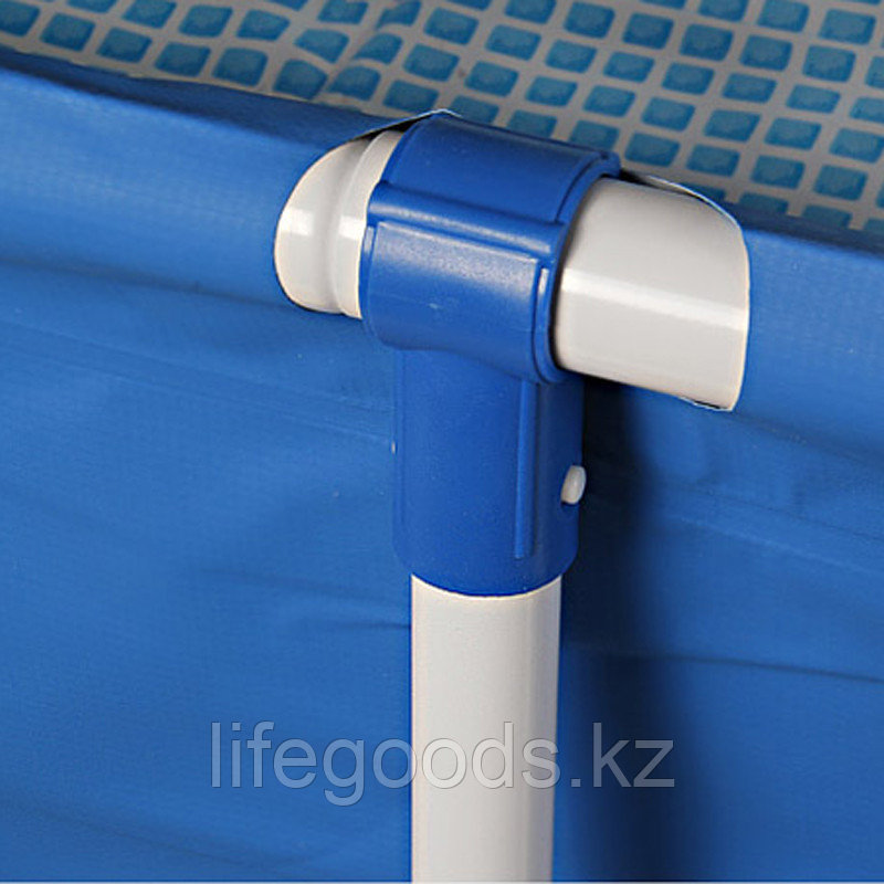 Каркасный бассейн для дачи прямоугольный 300х200х75 см, Intex 28272 - фото 8