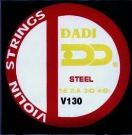 Струны для скрипки DADI violin strings V 130